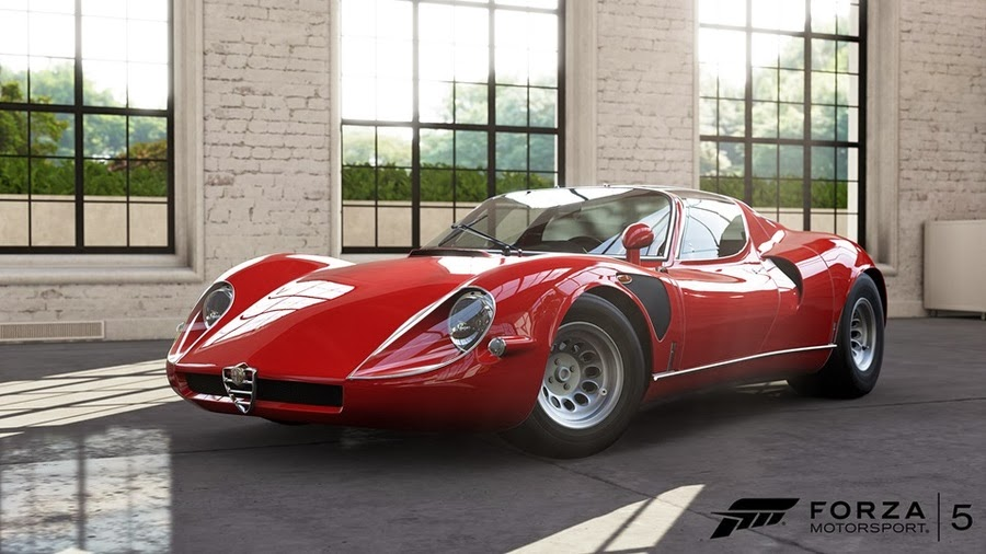 Forza Motorsport 5 Smoking Tire Car Pack