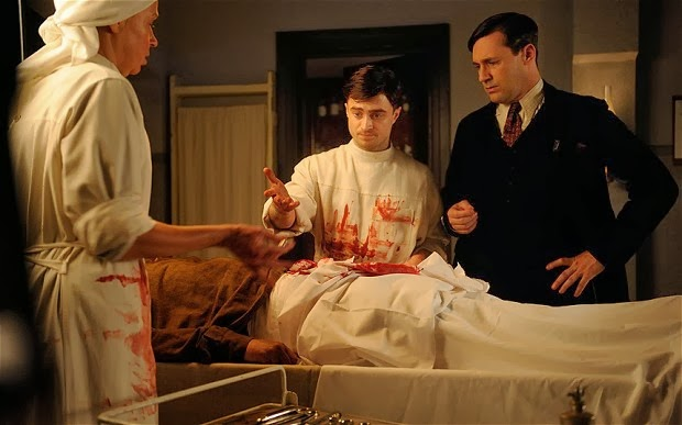 A Young Doctor's Notebook surgery scene images