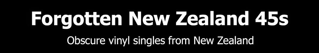 Forgotten New Zealand 45s