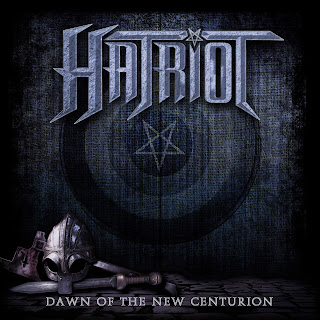 Hatriot - 'Dawn of the New Centurion' CD Review (Massacre Records)