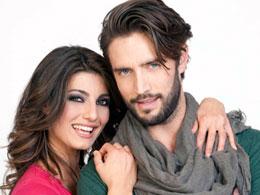 ALEX BELLI con SAMANTA TOGNI