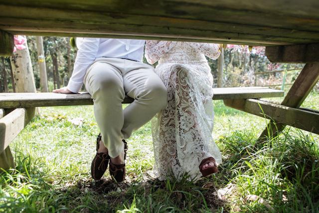 novia vestido boho boda galicia acantilado immacle