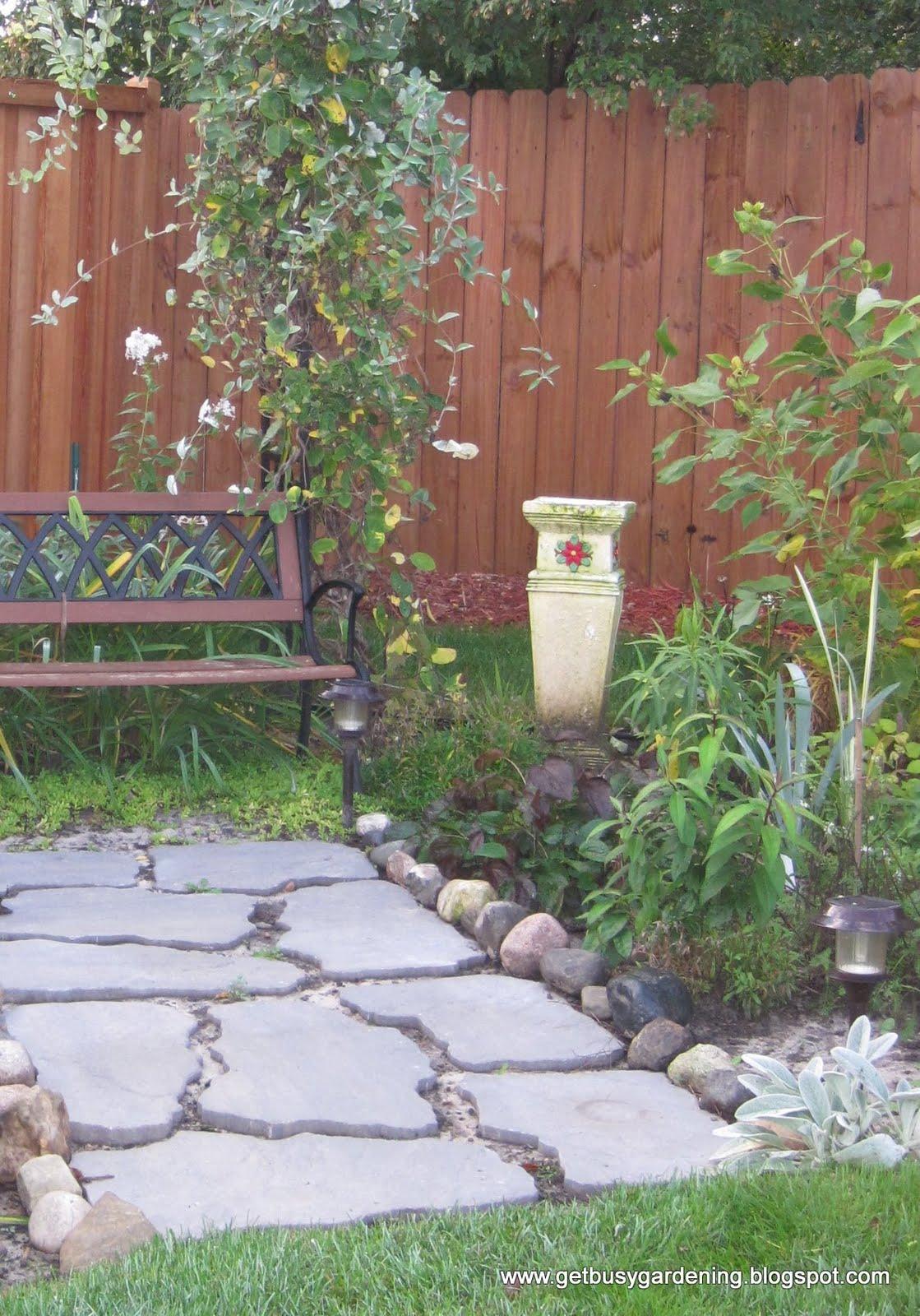10 ways to reuse junk in the garden get busy gardening. Black Bedroom Furniture Sets. Home Design Ideas