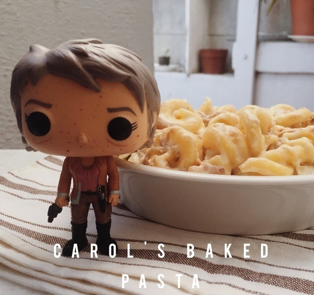 The Walking Dead's Carol's Baked Tuna Pasta