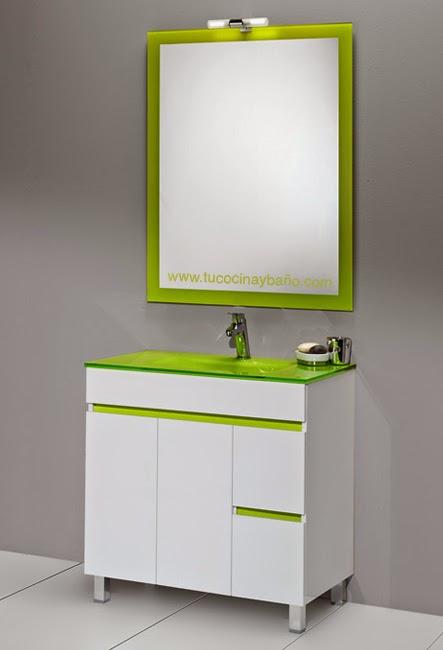 SIL, mueble de baño fondo reducido 40 y 45 cms ~ Reformas Guaita