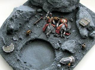 elendil isildur figurki władca pierścieni