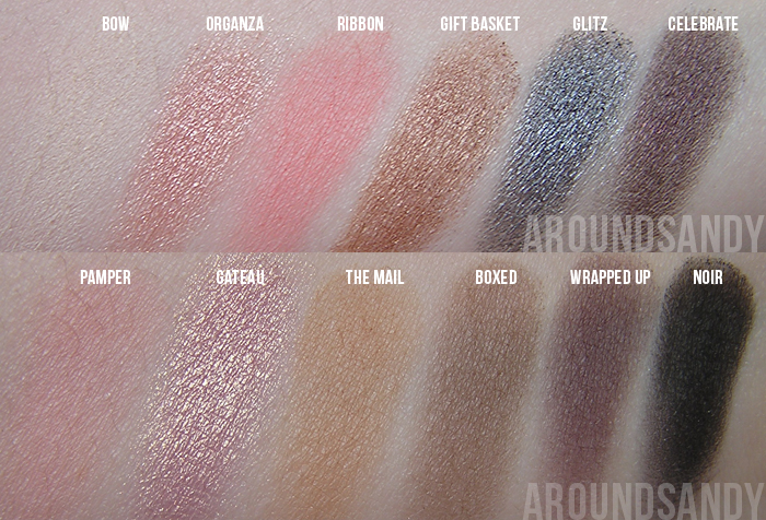 swatches oh so special sleek palette i-divine review donde comprar where to buy