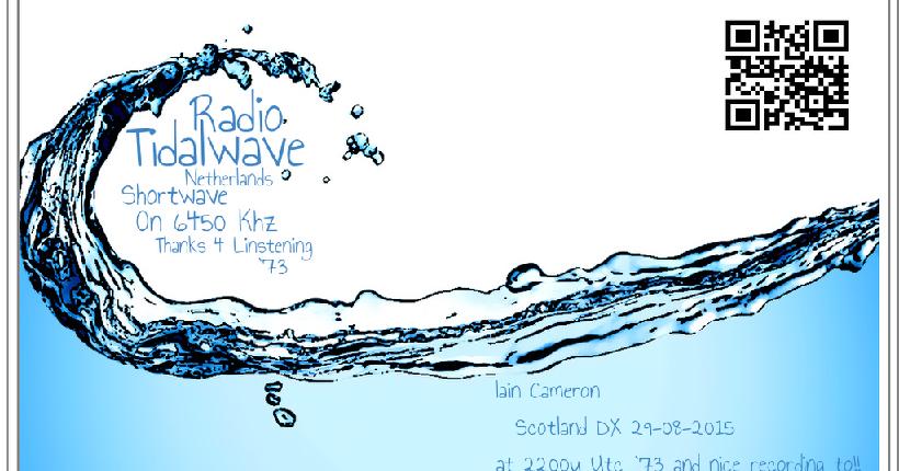 MARESME DX: Nadala Radio Blauwe Reiger