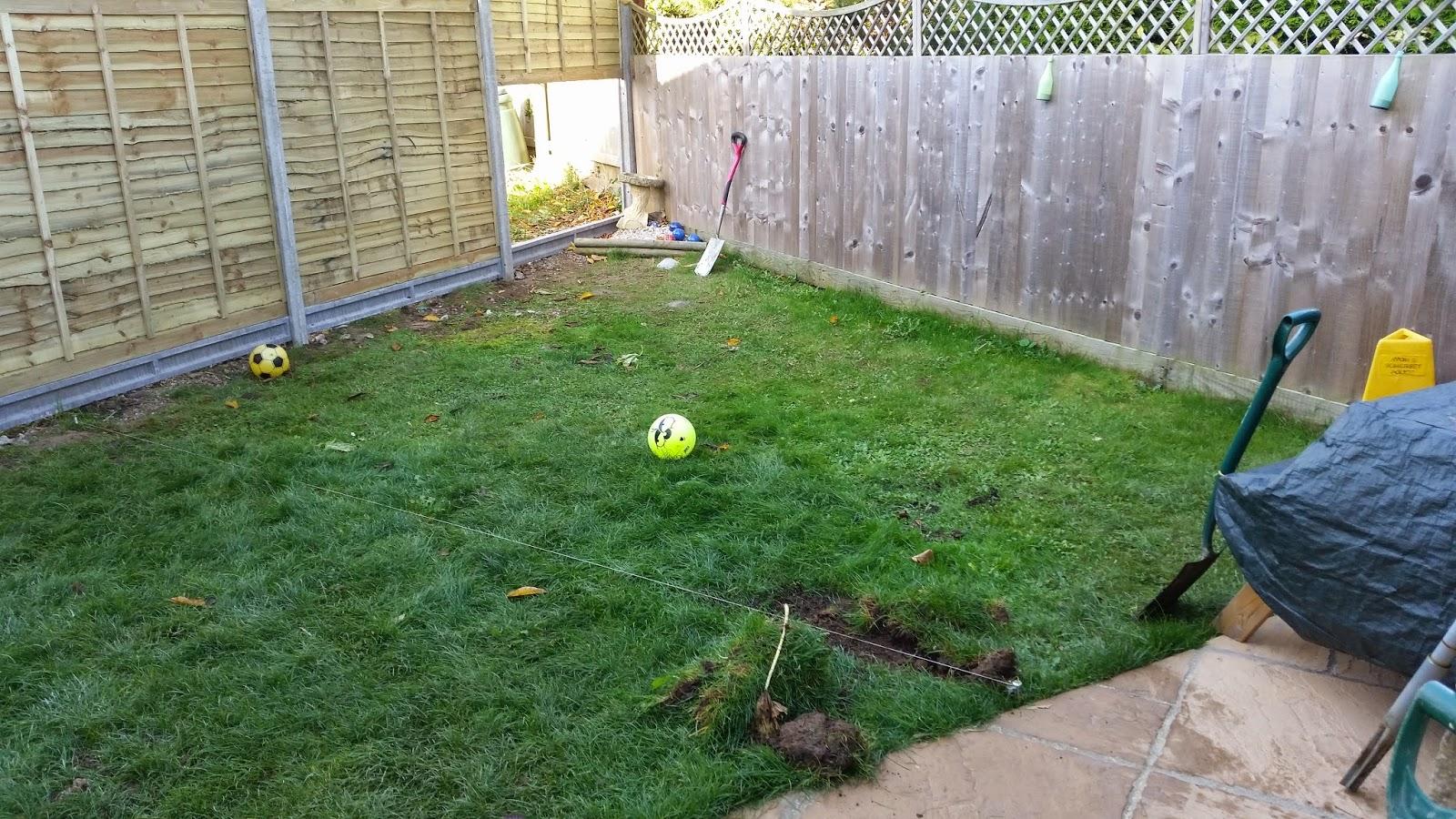 Yeovil somerset landscape gardener handyman landscaped garden and landscaped garden and new fence workwithnaturefo