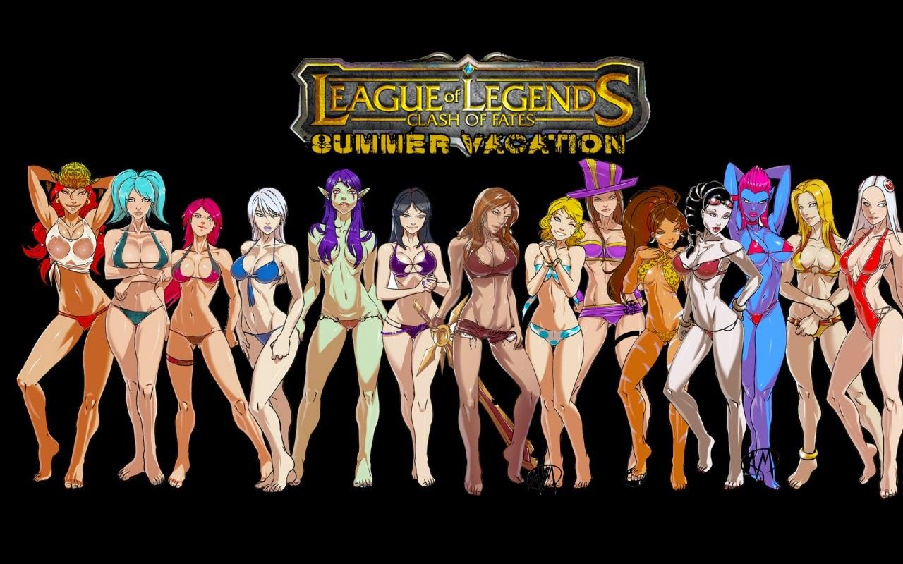 league of legends greek