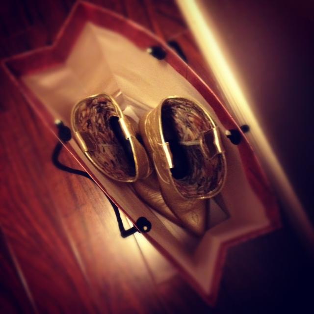 Kentuckys western golden cowboy boots, Golden Cowboy boots, Cowboy boots from Blim in Chinatown, vintage