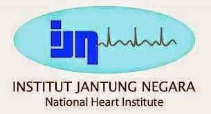 Jawatan Kerja Kosong Institut Jantung Negara (IJN) logo www.ohjob.info