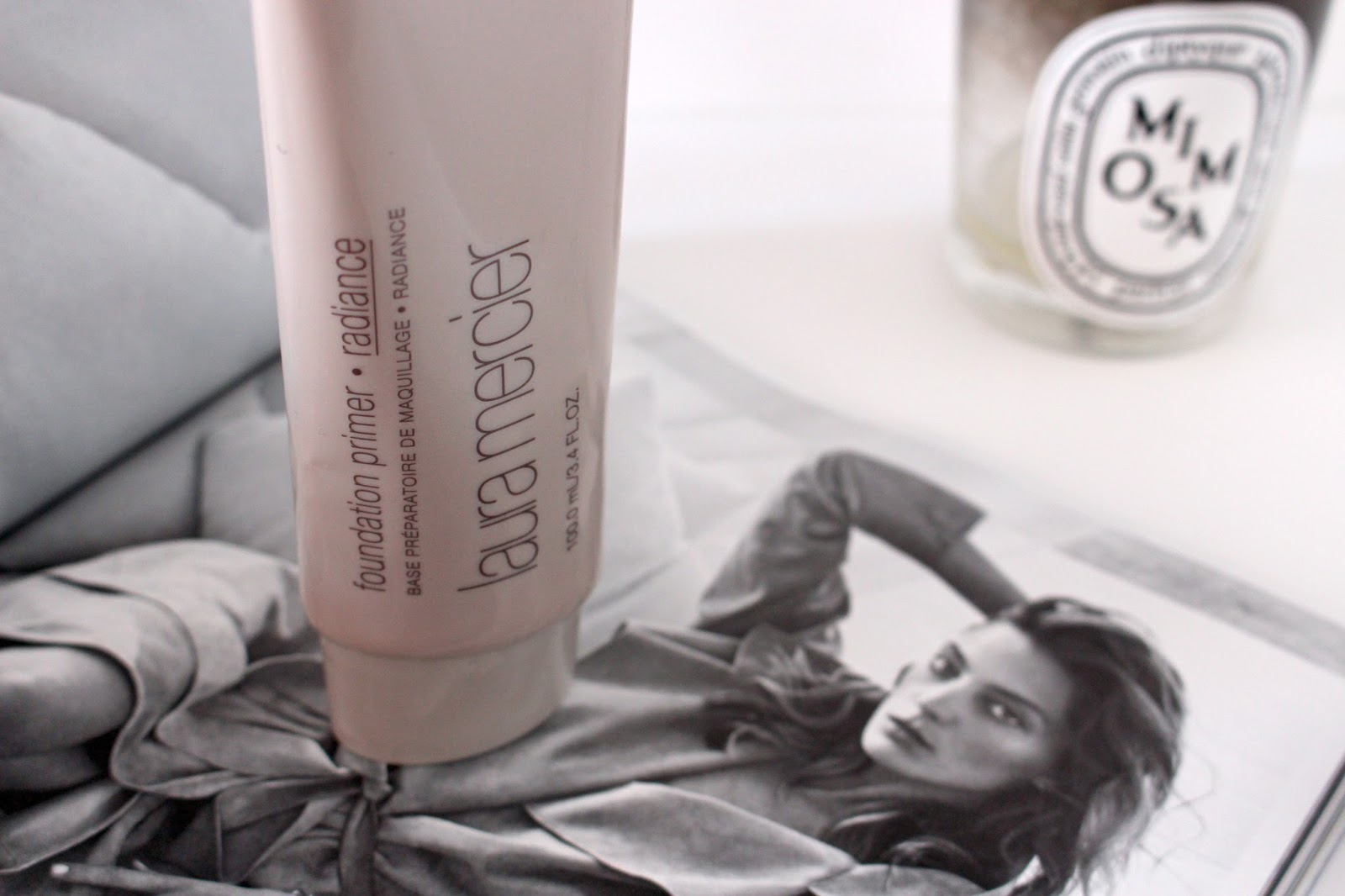 laura mercier radiance primer multi-use as highlighter