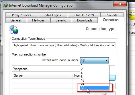 Cara Mempercepat Download di IDM