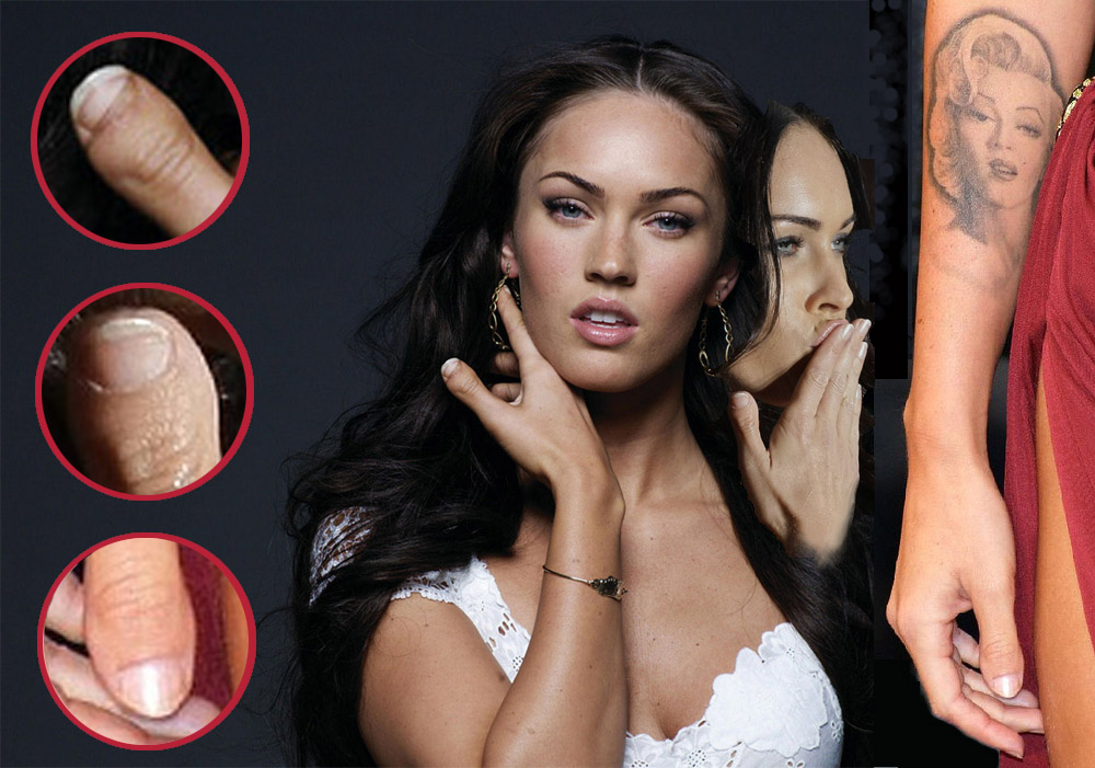 Megan Fox Tattoo Tattoo Design