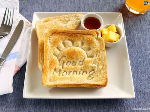 Hình ảnh chúc buổi sáng ngọt ngào