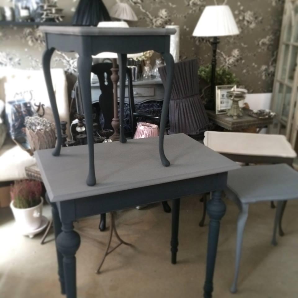 Stilrummets Blogg Så här målar du om dina möbler