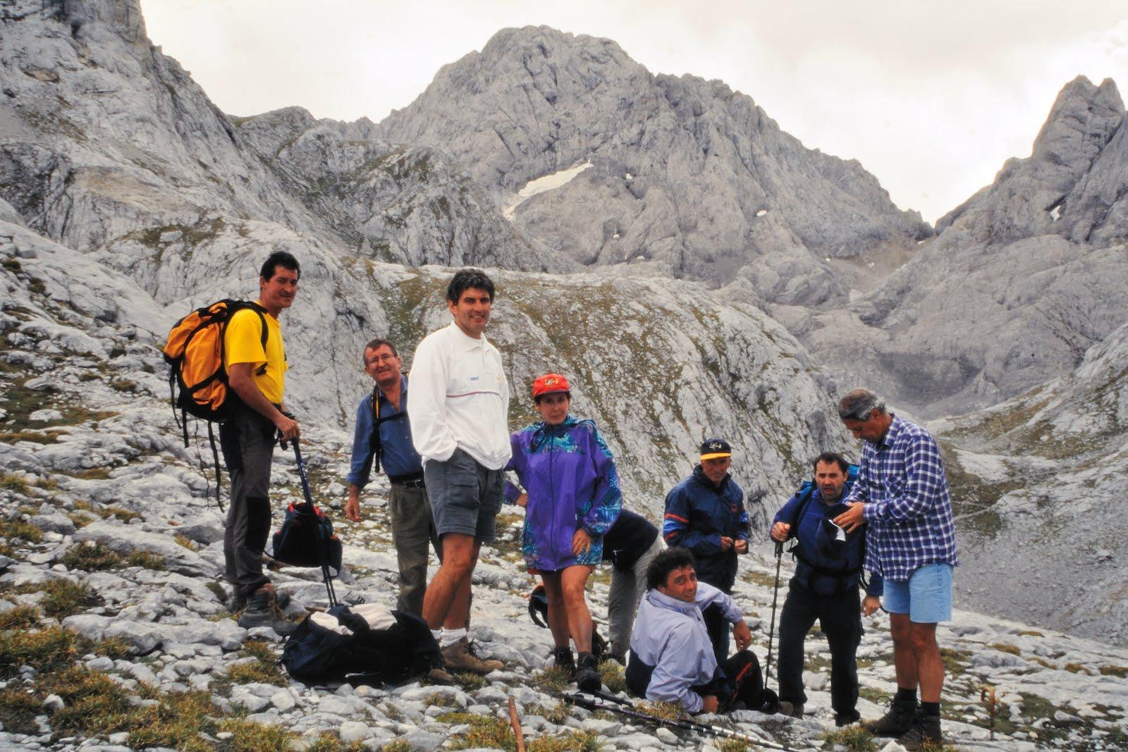 grupo montana penasanta: