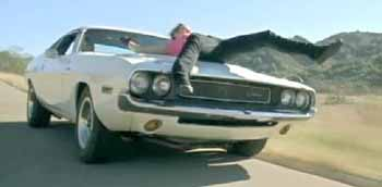 1970 Dodge Challenger R/T from Proof - Cool Cars in Movies