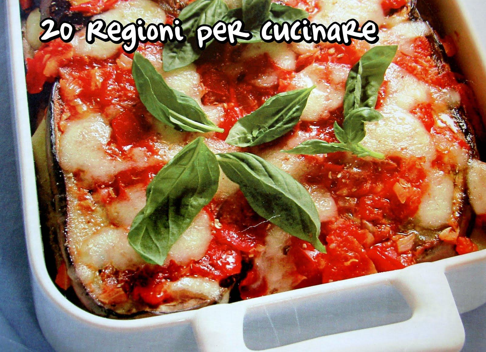 20 regioni per cucinare teglia di melanzane e patate for Cucinare per 20 persone