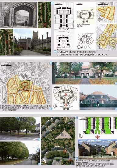 Clos close d finition de l 39 art urbain journal3 for Architecture urbaine definition