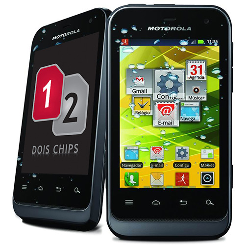 HTC Desire C vs Motorola Defy Mini