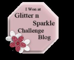 winner glitter n sparkle challenge nº137