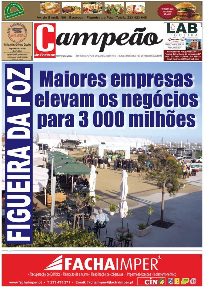 250 maiores empresas da Figueira da Foz