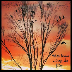 With brave wings...