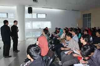 motivator termuda asia, seminar, universitas indonesia, ui, motivator terbaik indonesia