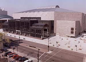 Bradley Center Stops Redevelopment Project