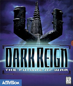 Dark Reign : The Future of War Dark+Reign