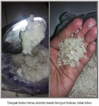 perbedaan beras plastik