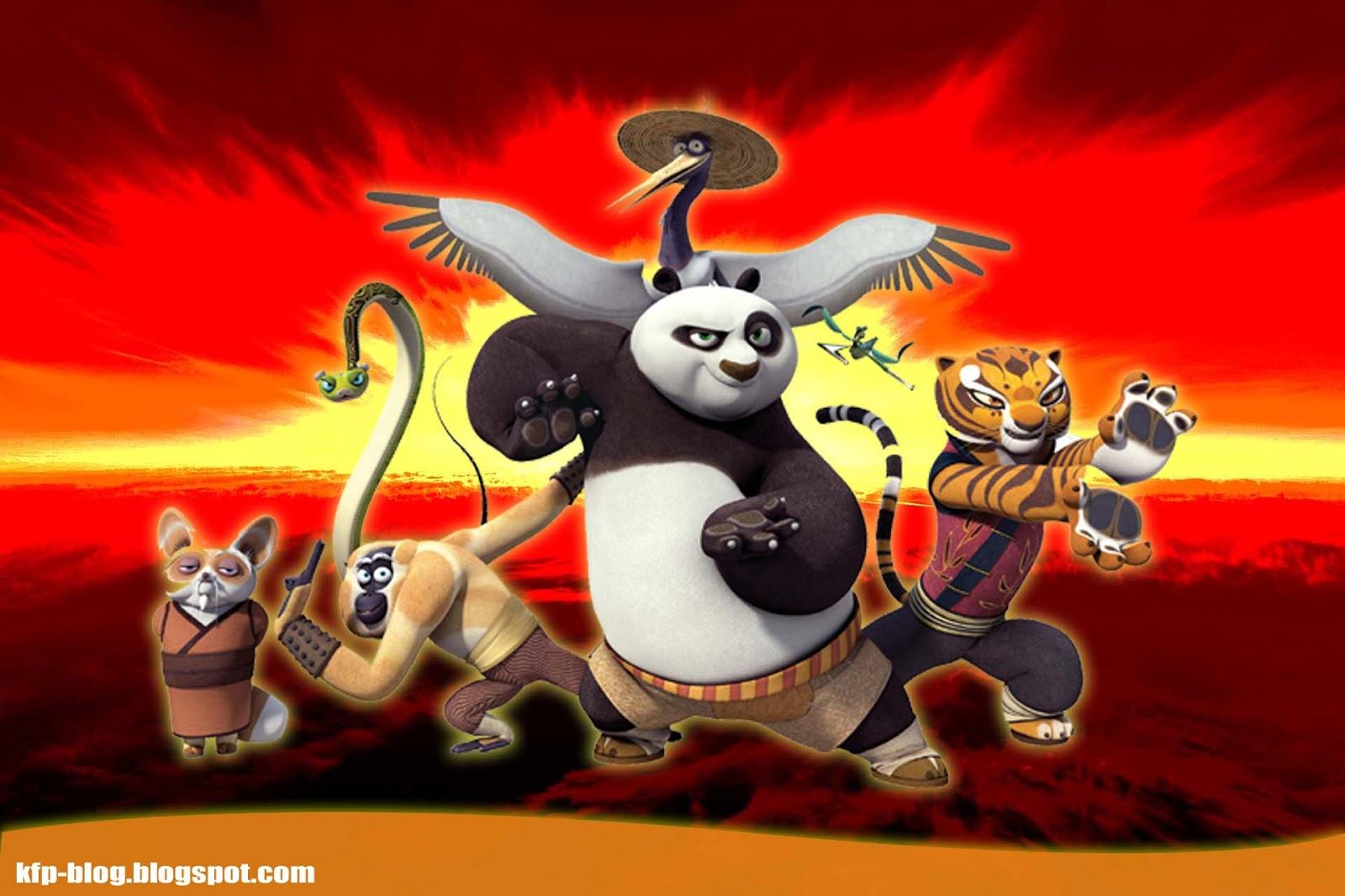 Kung Fu Panda 3 (2016) HD Wallpapers for Desktop and Mobiles