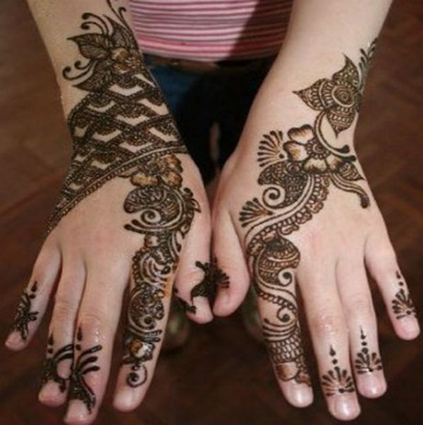 MEHANDI DESIGNS WORLD: Mehndi-Designs-For-Back-Hand AND ...