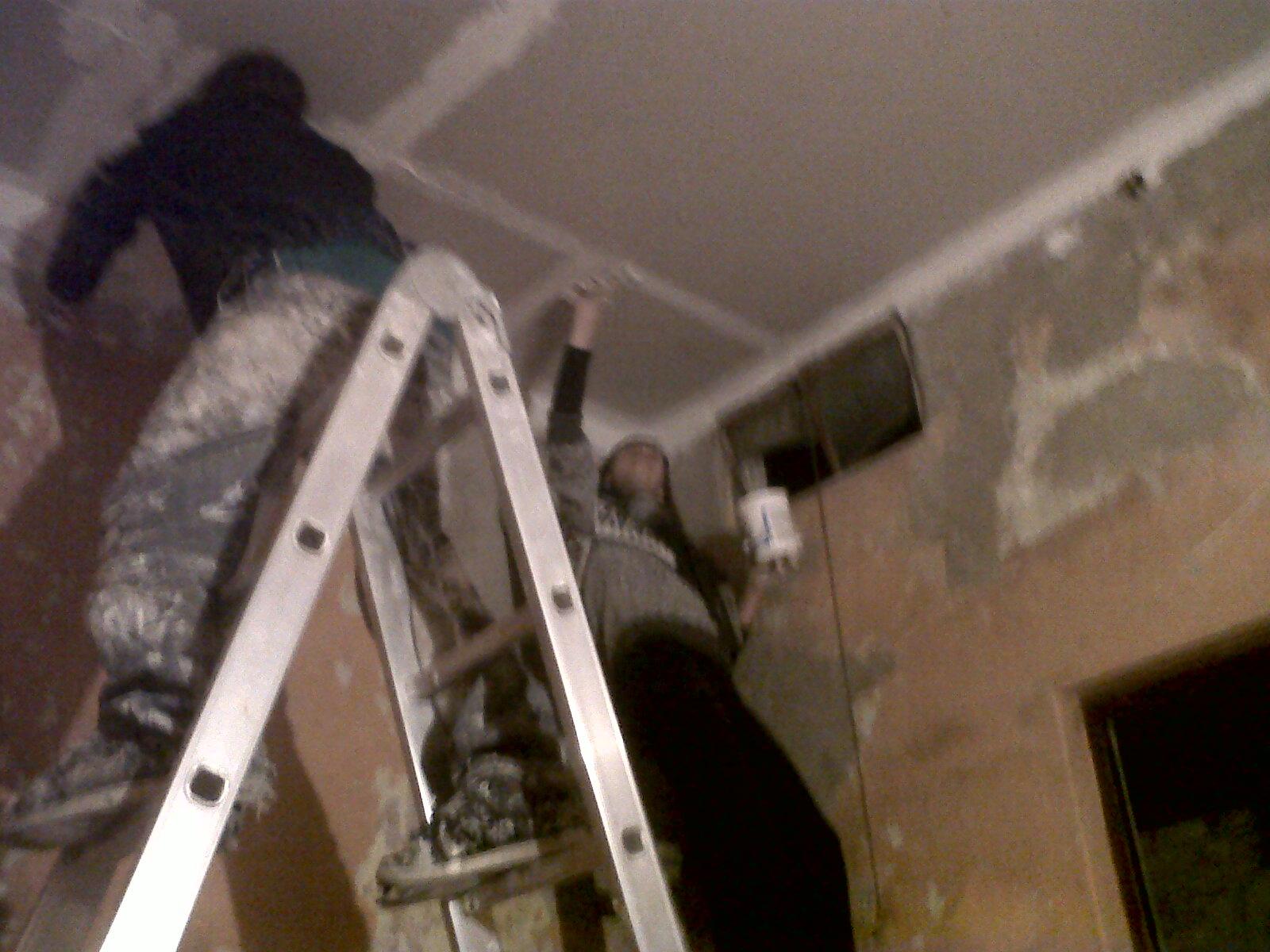 La casa de nero tapar los agujeros - Tapar agujero techo ...