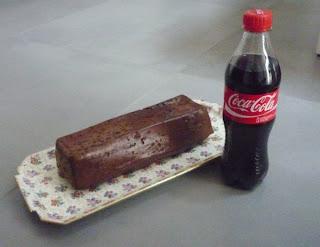 recette de cake au coca