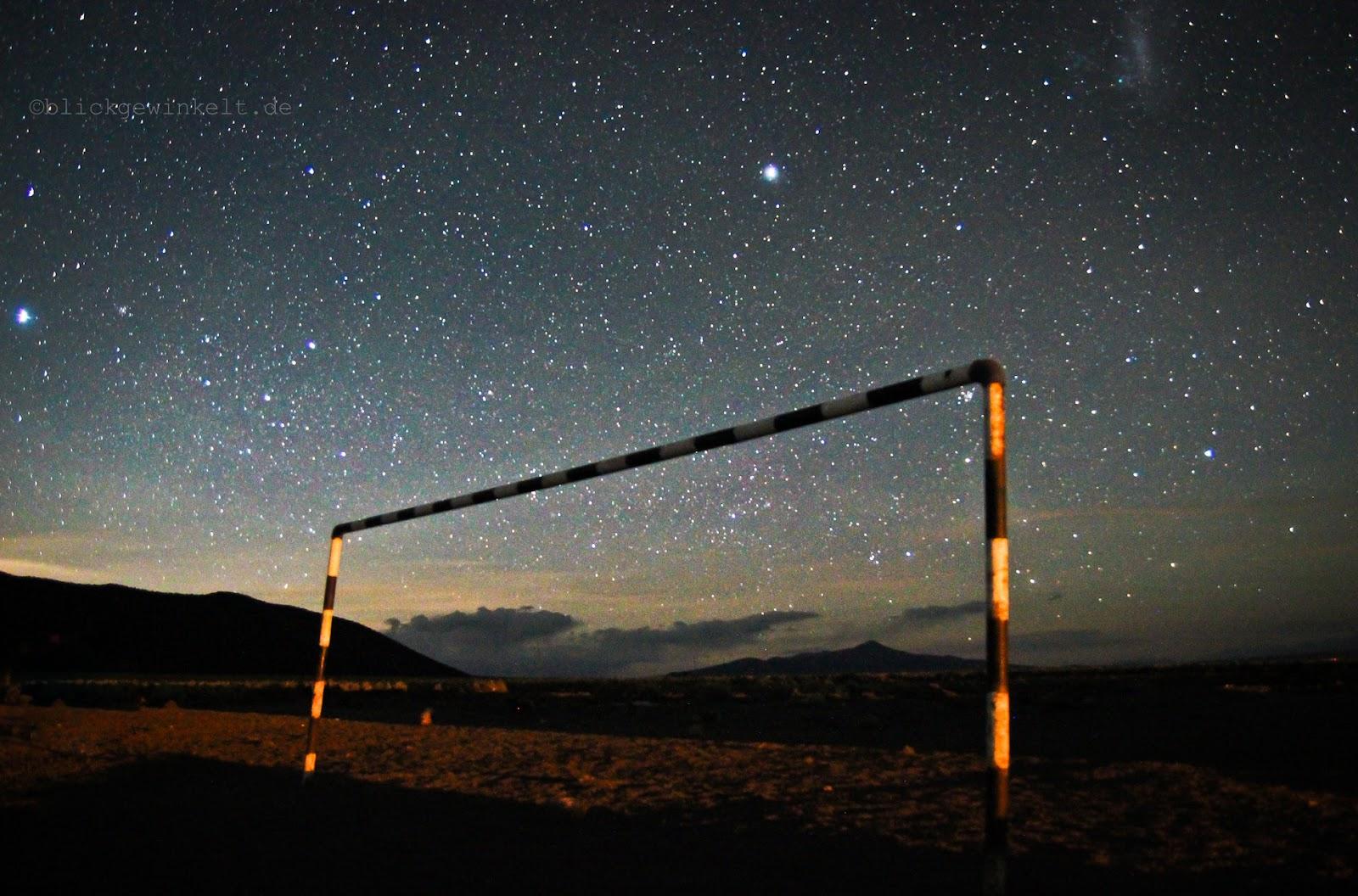 Tore der Welt, Sajama Nationalpark, Sternenhimmel, Bolivien
