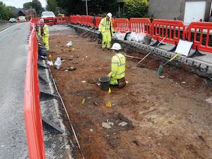 Une colonie romaine fortifiée a été retrouvée à Cumbria en Angleterre