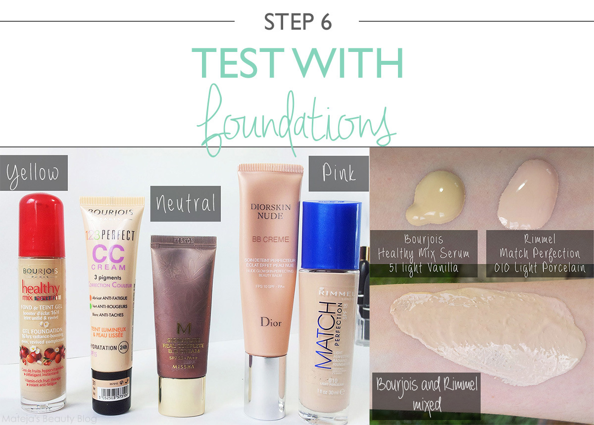 How to determine your skins undertone matejas beauty blog i find this is the best test and it was the way i discovered my undertone i have both warm and cool toned foundations in my collection and both types suit nvjuhfo Choice Image