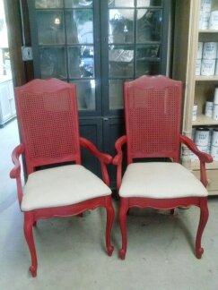 painting cane back dining room chairs. vintage cane back dining chair set painting room chairs