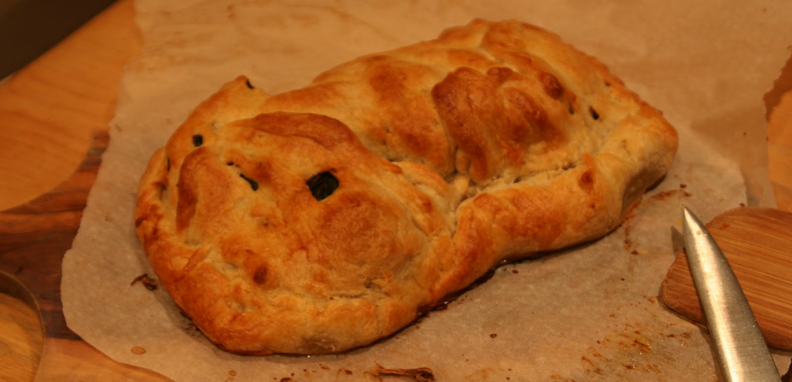 Pumpkin pasties. They've got the 'wow' factor but none of the faf...