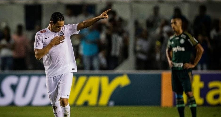 Santos 2 x 1 Palmeiras - invencível