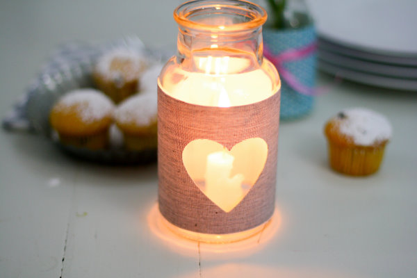 candle light DIY