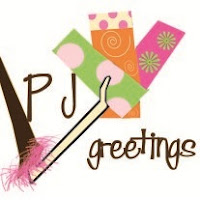 PJ Greetings logo