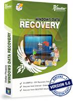 Stellar Phoenix Windows Data Recovery Professional 5.0