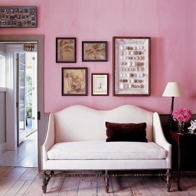 Dooley Noted Style: color crush - blush - part 3 - decorate with it