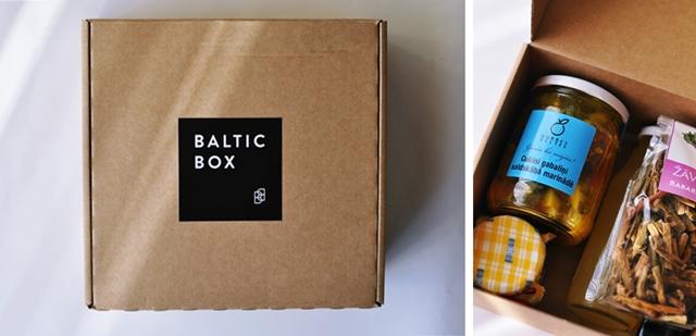 iepazīstieties, BalticBox