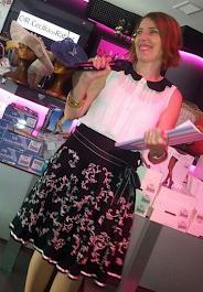 Inma León, Murcía, anteriormente Almería, nacida en Lleida