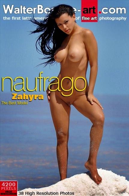 luciana salazar desnuda en la playa: